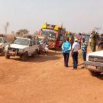 376 réfugiés du BURUNDI en TANZANIE rapatriés sont arrivés à GISURU,RUYIGI