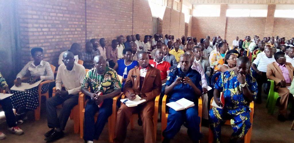 États généraux sur la problématique de l'éducation à RUMONGE / BURUNDI