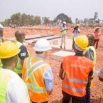 RUSUMO FALLS - Le poste de transformation électrique de MUKONI, MUYINGA / BURUNDI