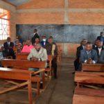 Inauguration de l'Ecole Fondamentale BIHAHE,  RUTANA / BURUNDI