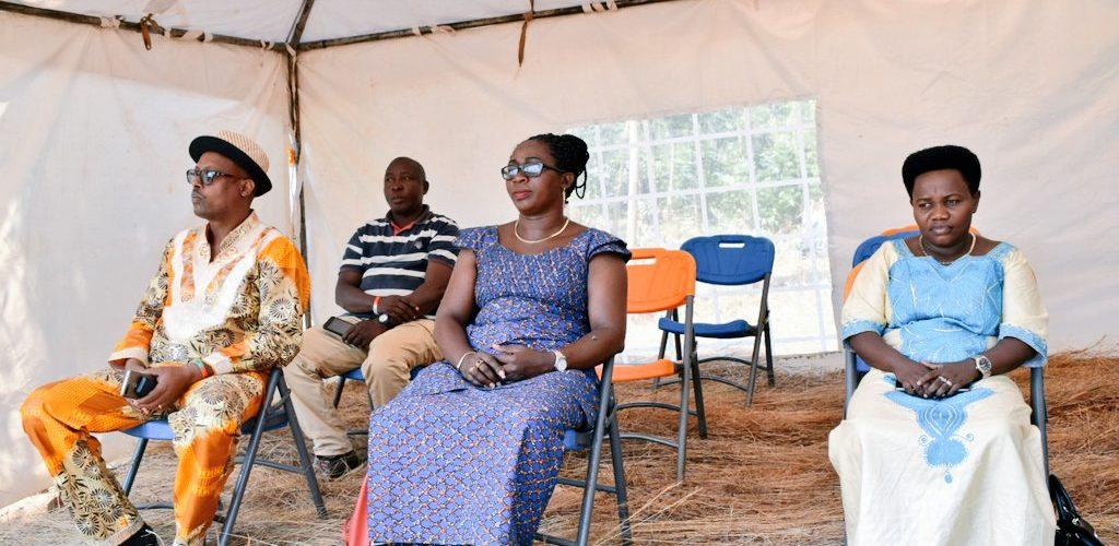 Début d'un projet socio-économique des femmes BATWA, RUYIGI / BURUNDI