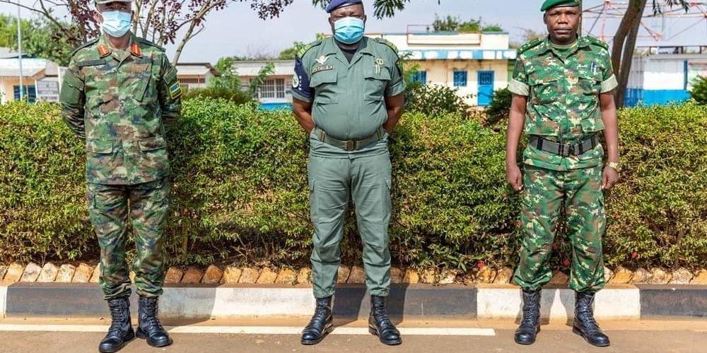 ICGLR / DEFENSE : Réunion des renseignements militaires BURUNDI et RWANDA