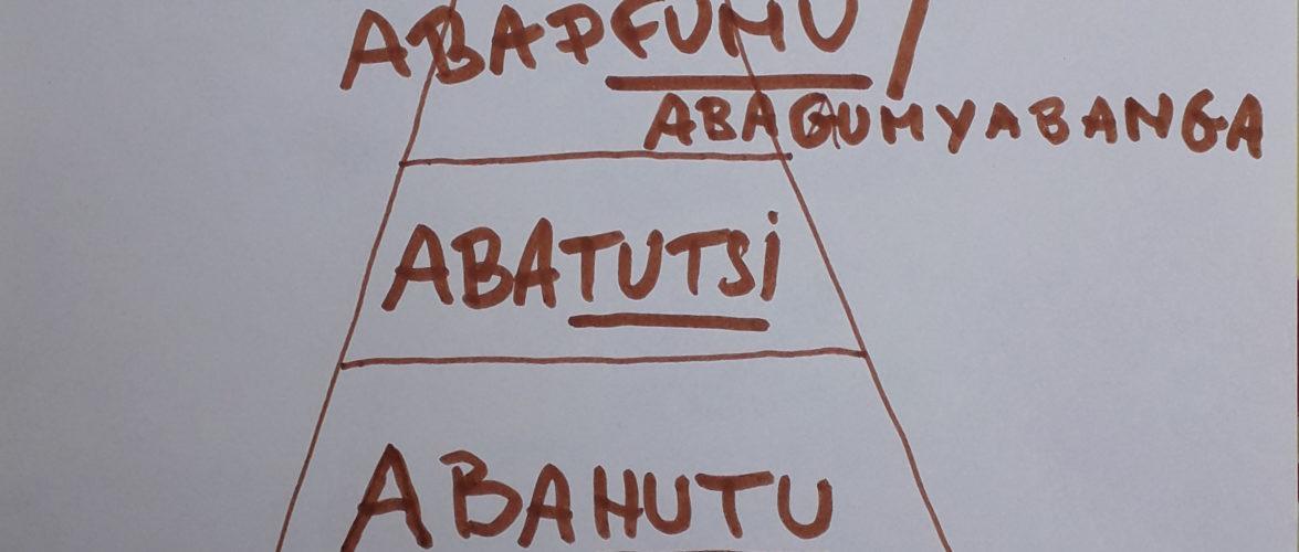 La stratification sociale sous INGOMA Y'UBURUNDI / BURUNDI