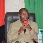 Le Chef de l'Etat rencontre les administratifs et les élus de Gitega