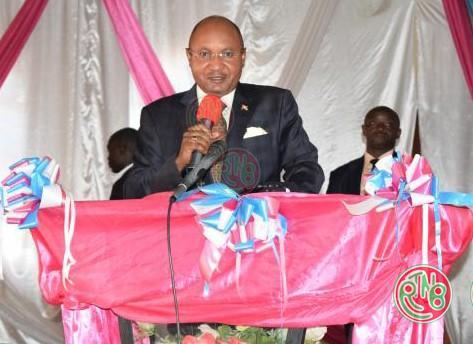 Le premier ministre se joint aux fidèles de l'Eglise Emmanuel