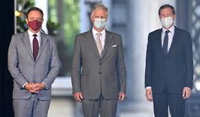 De Wever et Magnette ont jeté l'éponge, le Roi entame ses consultations
