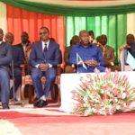 Le Chef de l'Etat visite la Province de Bujumbura