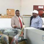 Le Chef de l'État réceptionne un centre pilote agricole à Bubanza