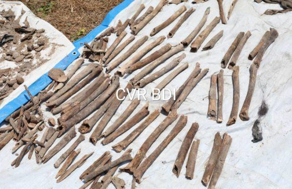 LE GENOCIDE CONTRE LES HUTU DU BURUNDI DE 1972 : 661 corps de victimes trouvés à RUMONGE