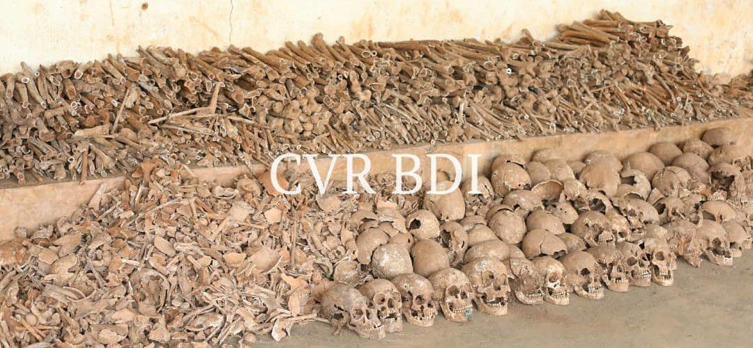 GENOCIDE CONTRE LES HUTU DU BURUNDI DE 1972 : 1.084 corps de victimes exhumées à MAKAMBA