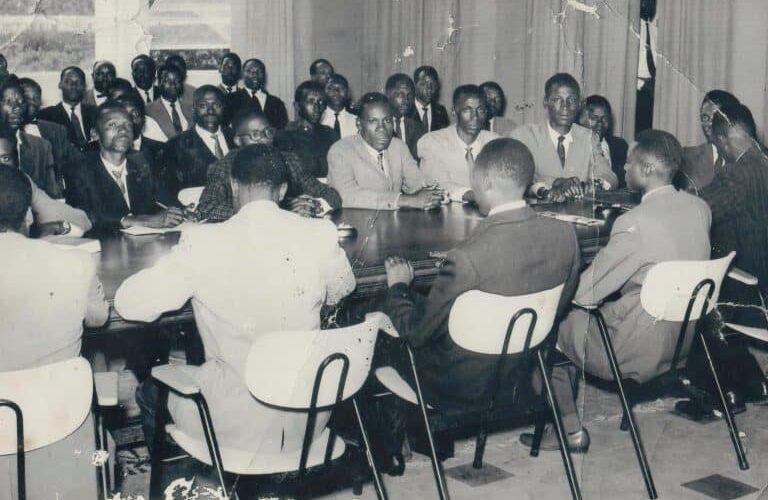 L' Accord néo-colon entre NTIRUHWAMA Jean et la BELGIQUE, dit Alliance des BAHIMA et des BELGES / BURUNDI