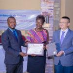 23 fonctionnaires certifiés 5G par le géant Chinois HUAWEI / BURUNDI