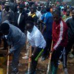 TRAVAUX DE DEVELOPPEMENT COMMUNAUTAIRE - Construction du Bureau Provincial du Cabinet du Gouverneur, RUYIGI / BURUNDI