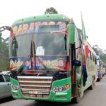 662 rapatriés, ex-réfugiés de TANZANIE, arrivés à MAKAMBA / BURUNDI