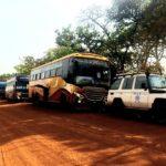 Arrivée de 829 réfugiés Burundais rapatriés de TANZANIE, MAKAMBA / BURUNDI