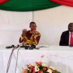 Les citoyens de MUKIKE encouragés à développer leur commune, BUJUMBURA / BURUNDI