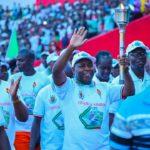 Clôture du - URUMURI RW AMAHORO 2020  - , soit  Flambeau de la Paix 2020,  GITEGA / BURUNDI
