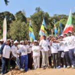 Le Flambeau de la Paix 2020 passe de MURAMVYA à BUBANZA / BURUNDI