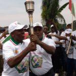 Le Flambeau de la Paix 2020 est passé de CIBITOKE à KAYANZA / BURUNDI