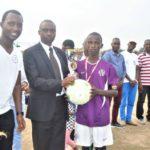 Compétition de football organisée par AFH à KABEZI , BUJUMBURA / BURUNDI