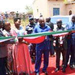 Inauguration de la Clinique UBUNTU de BUGANDA, CIBITOKE / BURUNDI