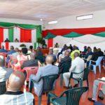 Le Président NDAYISHIMIYE rencontre les élus et les administratifs de MAKAMBA / BURUNDI