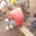 NAHAYO, jeune mécanicien de GITEGA / BURUNDI