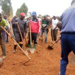 TRAVAUX DE DEVELOPPEMENT COMMUNAUTAIRE :  - Aménager la piste MIHIGO-RUKECO, NGOZI / BURUNDI