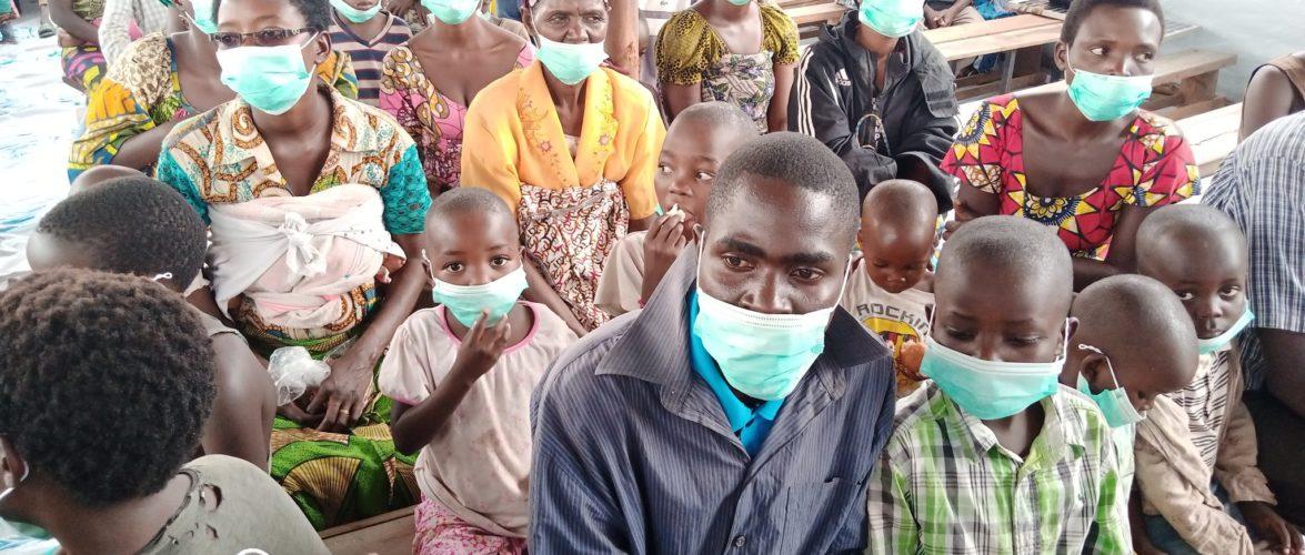287 réfugiés Burundais rapatriés de RDC CONGO sont arrivés, BUJUMBURA / BURUNDI