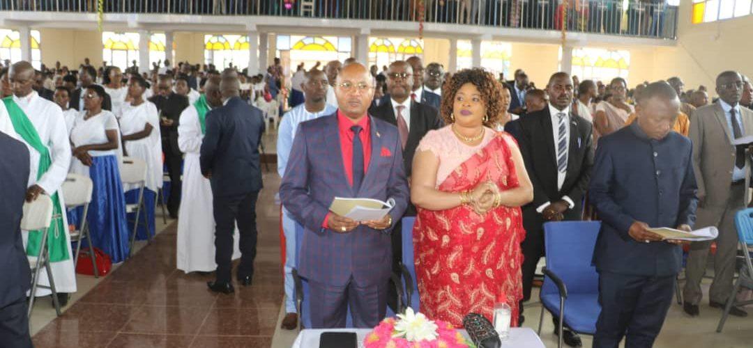 3ème anniversaire du Diocèse de l'Eglise Anglicane de RUTANA / BURUNDI