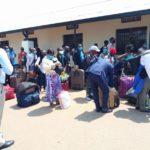 113 Burundais rapatriés du RWANDA parmi les bloqués COVID-19, KIRUNDO / BURUNDI
