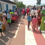 Accueil de 507 réfugiés Burundais rapatriés du RWANDA, KIRUNDO / BURUNDI