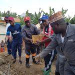 TRAVAUX DE DEVELOPPEMENT COMMUNAUTAIRE :  Construire la Mosquée de RUSUGUTI,  NGOZI / BURUNDI