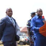 Le Chef de l'Etat présente le Nouveau Gouverneur de Cibitoke.