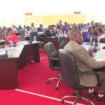 Gitega: les sénateurs en retraite de trois jours