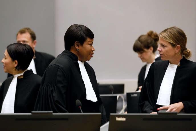 Washington sanctionne Fatou Bensouda, la procureure de la Cour pénale internationale