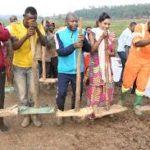Le Chef de l'État visite la Province de Karusi