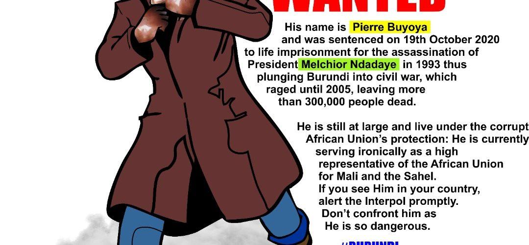 Burundi : Pourquoi L'ancien dictateur Pierre Buyoya massacreur en 1988 à Ntega et Marangara, est-il une menace pour la démocratie ?