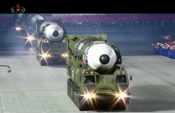 Pourquoi le tout nouveau missile de la Corée du Nord préoccupe vraiment les États-Unis