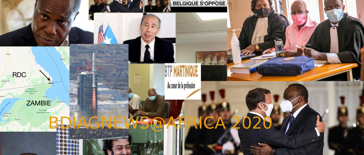 BURUNDI /  Petit tour sur l'actualité sur KAMA ou l' AFRIQUE , AFRICA – OCTOBRE 2020 / 04-10-2020