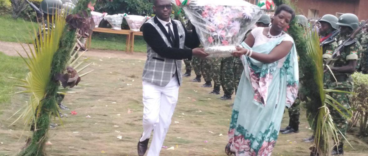 Commémoration – Feu le Héros NDADAYE Melchior à KAYANZA / BURUNDI