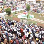 GITEGA - Commémoration du 27ème anniversaire de l'assassinat de Feu le Héros NDADAYE Melchior / BURUNDI