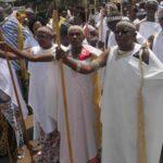 Un rassemblement de l'association des BASHINGANTAHE à MWARO / BURUNDI