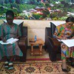 Amb. MALEKO, TANZANIE, visite Mme TABU, Gouverneure de RUYIGI / BURUNDI
