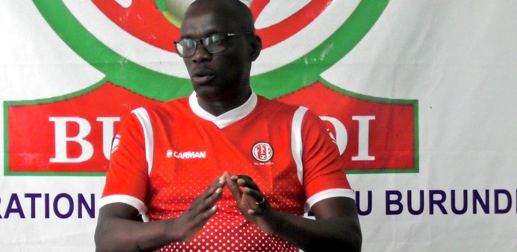 La Fédération de Football au BURUNDI  prépare le match – capital – contre LA MAURITANIE