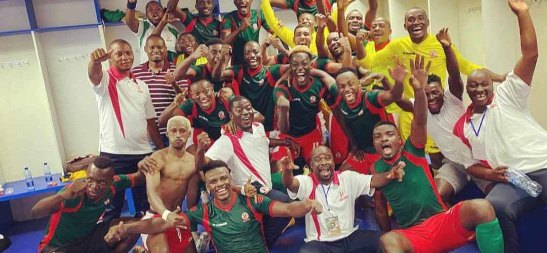 FOOTBALL : TANZANIE / TAIFA STARS 0 – 1 BURUNDI / INTAMBA MU RUGAMBA