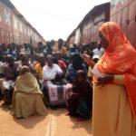 Échange avec les commerçants du marché de MAKAMBA / BURUNDI