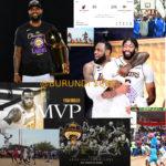 BURUNDI / USA : BASKETBALL - Victoire de LEBRON JAMES et des LAKERS, sacré CHAMPIONS NBA 2020
