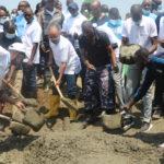 TRAVAUX DE DEVELOPPEMENT COMMUNAUTAIRE :  Construire l'Université International Leadership, BUJUMBURA / BURUNDI