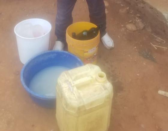 SANTE : La Police Nationale du BURUNDI a saisi 180 litres de boissons prohibées à RUGOMBO, CIBITOKE